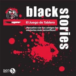 Black Stories Juego de Tablero