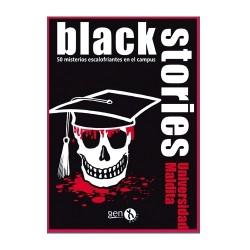 Black Stories Universidad Maldita