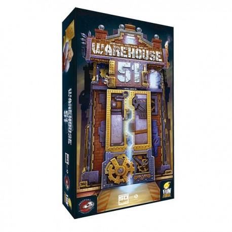 Warehouse 51 (Spanish)