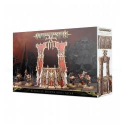 Blades of Khorne: Skull Altar