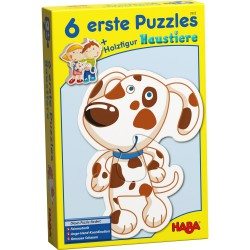 6 Puzzles Animales (Spanish)