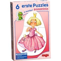 6 Puzzles Princesas (Spanish)