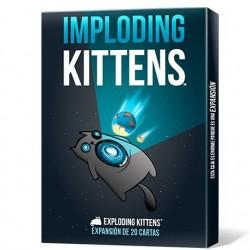 Imploding Kittens (Castellano)