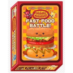 Catchup & Mousetard - Fast Food Battle! (Castellano)