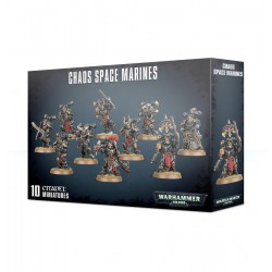 Chaos Space Marines (10)