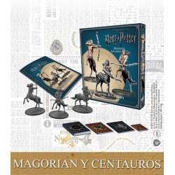 Magorian & Centaurs (Castellano)