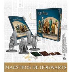 Hogwarts Teachers (Castellano)