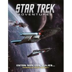 Star Trek Adventures: Estos son los Viajes... Informes de Misión Volumen 1 (Spanish)
