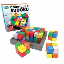 Color Cubes Sudoku (Spanish)