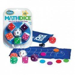 Math Dice Junior (Spanish)