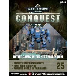 Warhammer 40000: Conquest - Fascículo 25