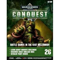 Warhammer 40000: Conquest - Fascículo 26