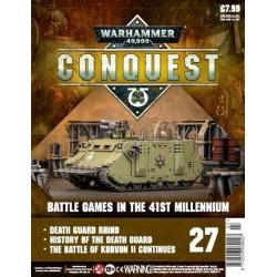 Warhammer 40000: Conquest - Fascículo 27 Rhino Parte 1/2