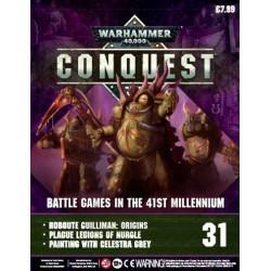 Warhammer 40000: Conquest - Fascículo 31