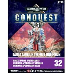Warhammer 40000: Conquest - Fascículo 32