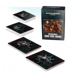 Datacards: Chaos Space Marines 2 (Inglés)