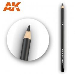 Watercolor Pencil Black