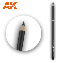 Watercolor Pencil Smoke