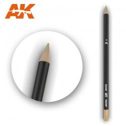 Watercolor Pencil Sand