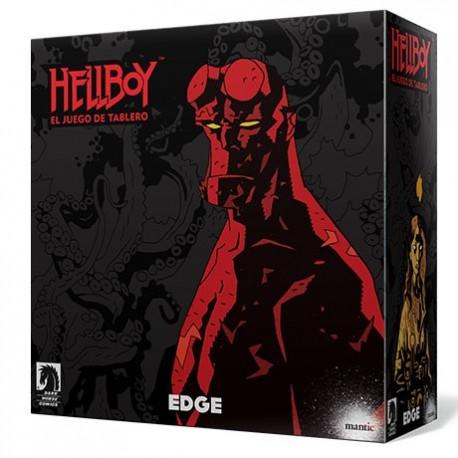 Hellboy: El Juego de Tablero (Spanish)