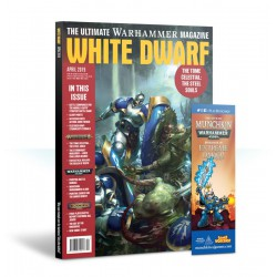 White Dwarf Abril 2019 (Inglés)