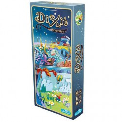 Dixit 10º Aniversario (2ª Ed.) (Spanish)