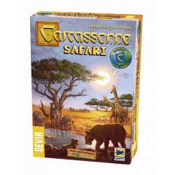 Carcassonne Safari (Spanish)