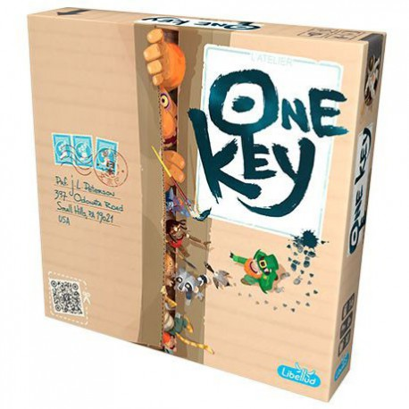 One Key (Spanish)