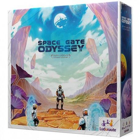 Space Gate Odyssey (Spanish)