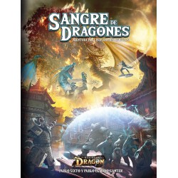 Sangre de Dragones (Spanish)