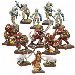 Forces of Nature Warband Set (Castellano)