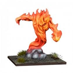FoN Support Pack: Fire Elemental (Castellano)