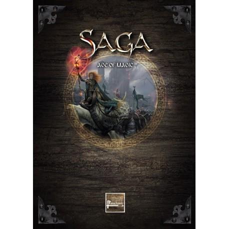 SAGA: La Edad de la Magia (Castellano)