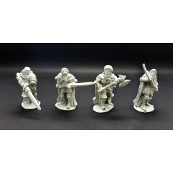 Undead Legion Hearthguard Great Weapons (4)