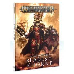 Battletome: Blades of Khorne (Spanish) 2019