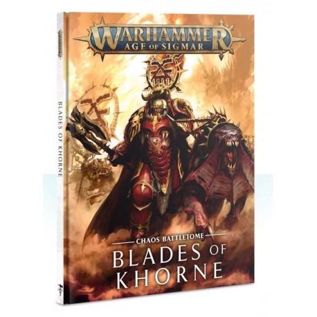 Battletome: Blades of Khorne (Castellano) 2019