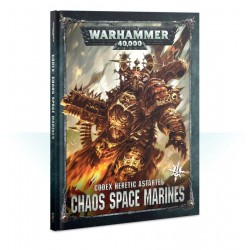 Codex: Chaos Space Marines: Updated Edition (Castellano)