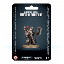 Chaos Space Marines Master of Executions (1)