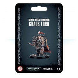 Chaos Space Marines Chaos Lord (Blackstone)