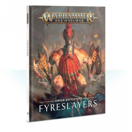 Battletome: Fyreslayers (Castellano)