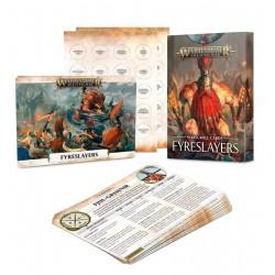 Warscroll Cards: Fyreslayers (Castellano)
