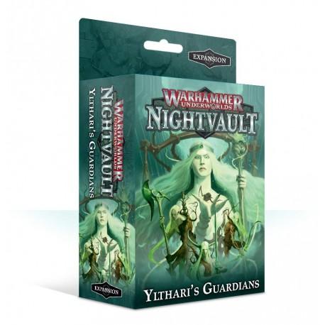 Nightvault: Ylthari's Guardians (Inglés)