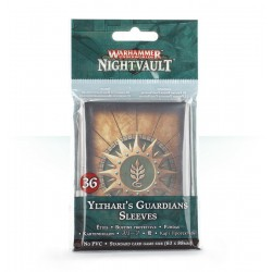 Nightvault: Ylthari's Guardians Fundas