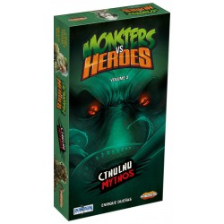 Monster vs Heroes - Legends of Cthulhu (Castellano)