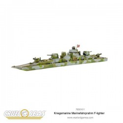 Marinefahrprahm F-Lighter