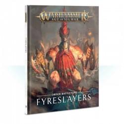Battletome: Fyreslayers (Inglés)