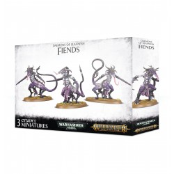 Daemons of Slaanesh: Fiends (3)
