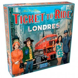 Ticket to Ride: Londres (Spanish)