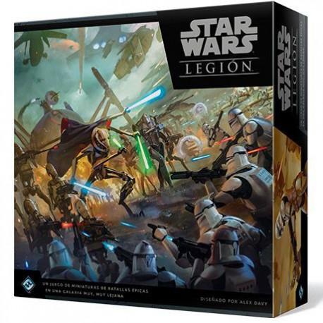 Star Wars Legión: Las Guerras Clon (Spanish)