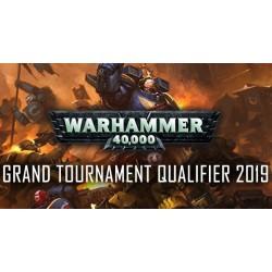 Entrada Individual Grand Tournament Qualifier 2019